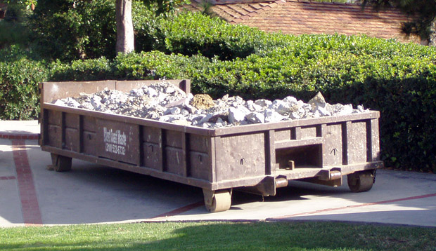 Compton Roll Off Dumpster Rentals West Coast Waste