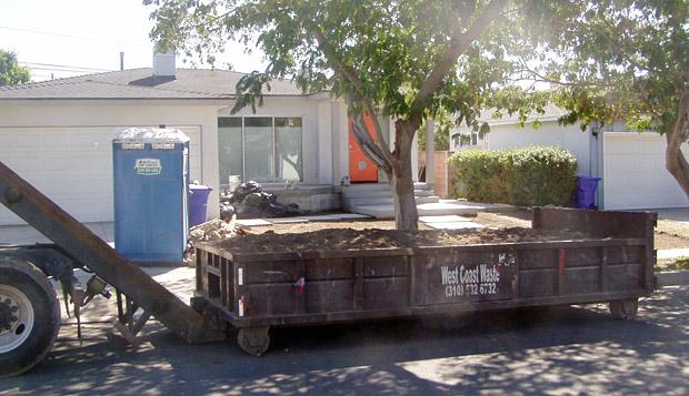 West LA Dumpster Rental